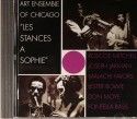 Art Ensemble of Chicago/LES STANCES CD