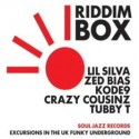 Various/RIDDIM BOX  (UK FUNKY)  DCD