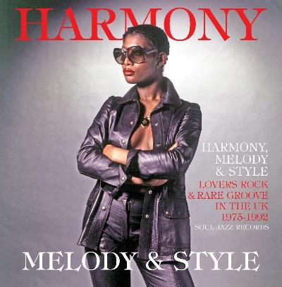 Lovers Rock/HARMONY MELODY & STYLE DCD