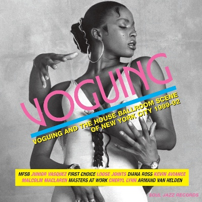 Voguing/HOUSE BALLROOM SCENE OF NYC 3CD