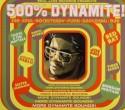 Various/500% DYNAMITE  CD