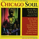 Various/CHICAGO SOUL CD