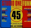 Various/STUDIO ONE FUNK CD