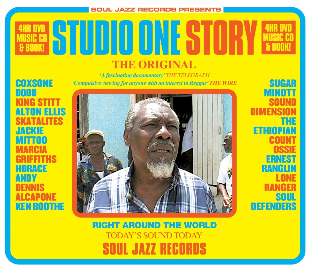 Various/STUDIO ONE STORY DVD