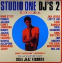 Various/STUDIO ONE DJ'S 2 DLP