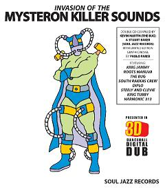 Various/MYSTERON KILLER SOUNDS VOL 1 DLP