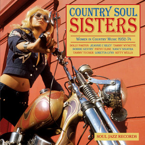 Various/COUNTRY SOUL SISTERS 1952-74 DLP