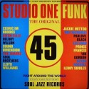 Various/STUDIO ONE FUNK DLP
