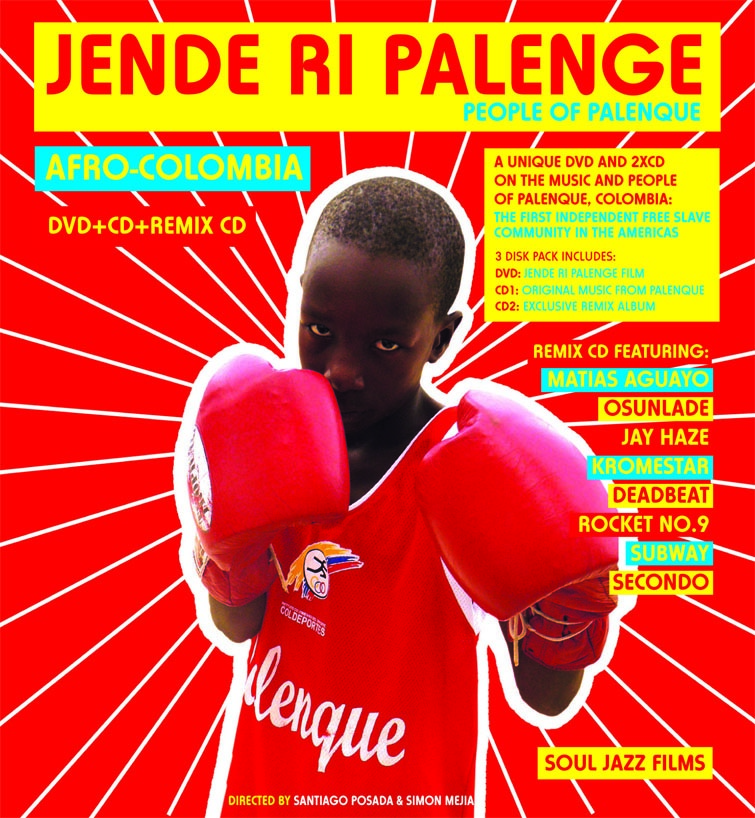Jende Ri Palenge/MUSIC OF... 5LP + DVD