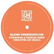 "Glenn Underground/FORGOTTEN ART 12"""