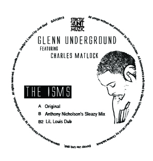 Glenn Underground/THE ISMS 12""