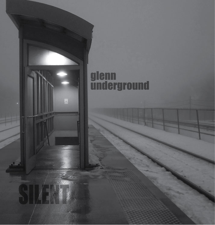 Glenn Underground/SILENT (RE-RELEASE) CD