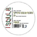 Isoul8/SPEAK YOUR WORD EP 12""