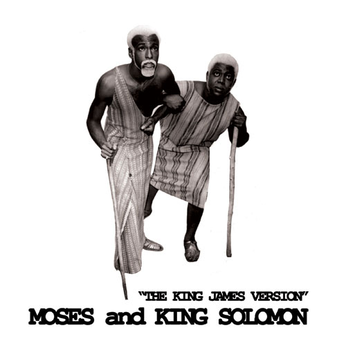 King James Version/HE'S FOREVER 7""