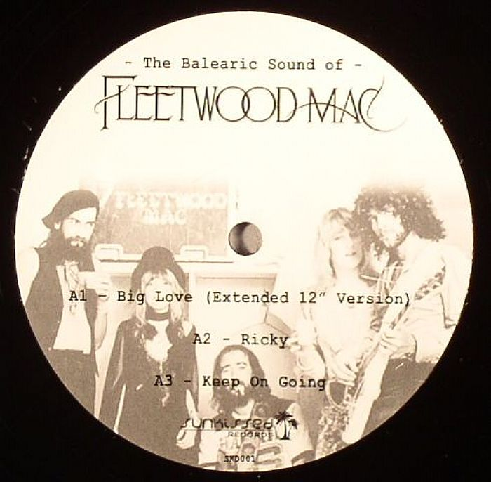 Fleetwood Mac/BALEARIC SOUND OF... 12""