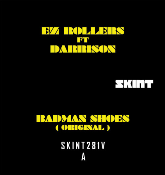 EZ Rollers/BADMAN SHOES 10""