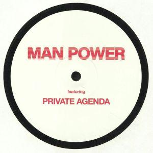 "Man Power/DO IT THIN 12"""