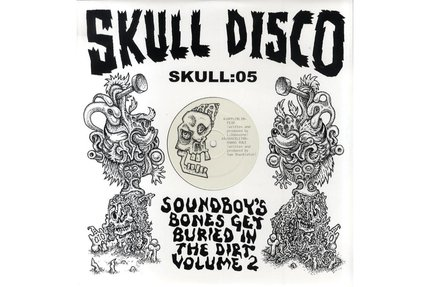 "Shackleton/SOUNDBOY'S BONES VOL 2 12"""