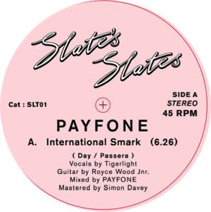 "Payfone/INTERNATIONAL SMARK & PEOPLE 12"""