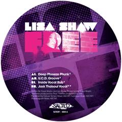 """Lisa Shaw/FREE 12"""""""