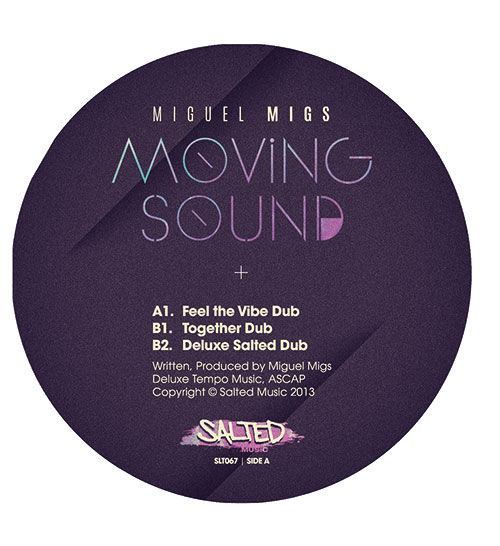 Miguel Migs/MOVING SOUND EP 12""