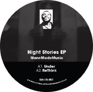Mannmademusic/NIGHT STORES EP 12""