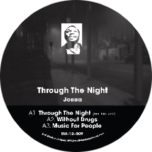 Jonna/THROUGH THE NIGHT 12""
