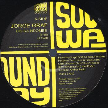 "Jorge Graf/DIS-KA-NDOMBE (G.FRISINA) 12"""
