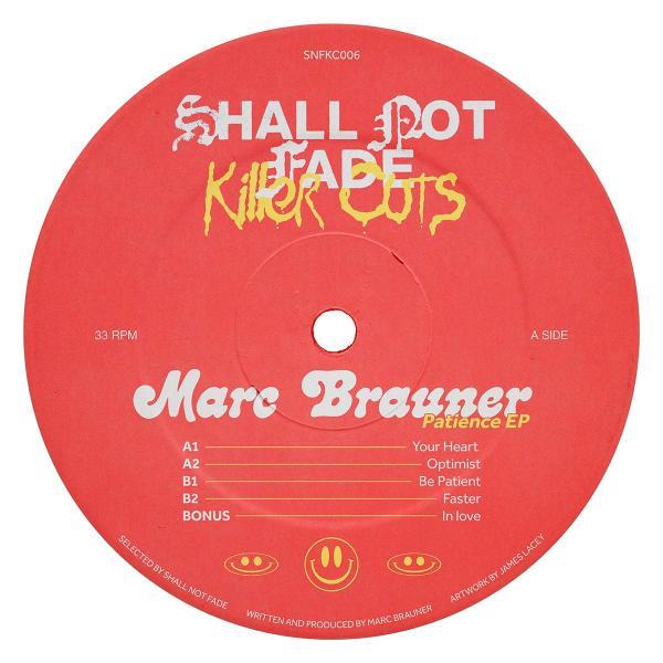 "Marc Brauner/PATIENCE EP 12"""