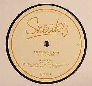 Ashworth & Kiwi/SECOND EP 12""