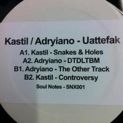 """Kastil & Adryiano/UATTEFAK EP 12"""""""