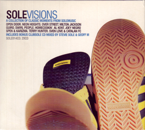 Various/SOLEVISIONS #4 DCD