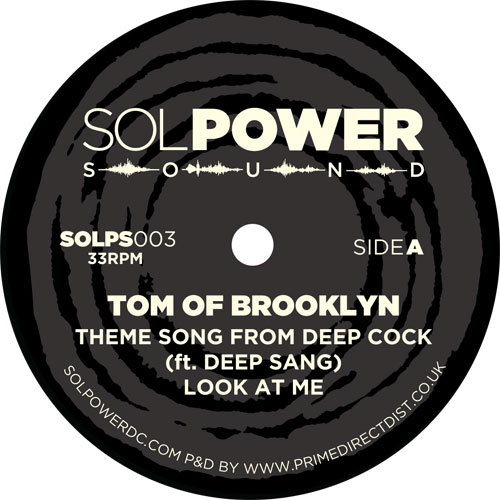 Tom Of Brooklyn/THEME FROM DEEP... 12""