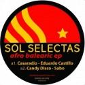 "Various/AFRO BALEARIC EP 12"""