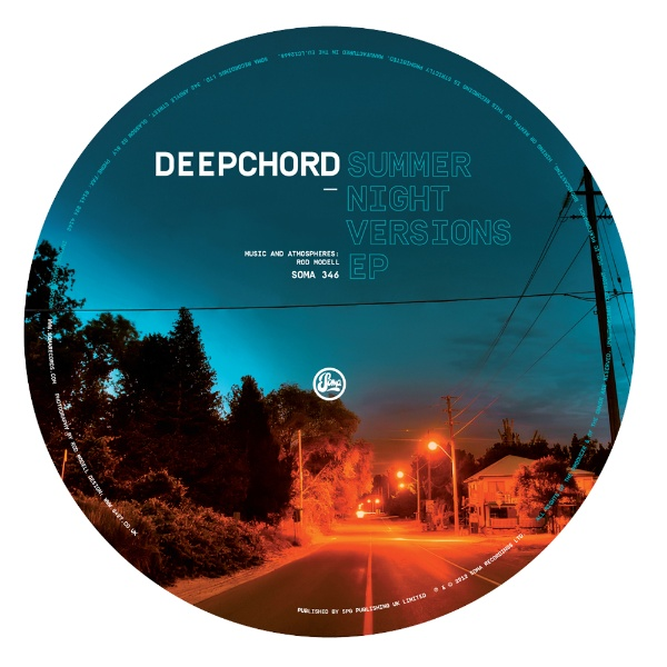 Deepchord/SUMMER NIGHT (PIC DISC) 12""