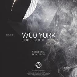 "Woo York/SMOKE SIGNAL 12"""