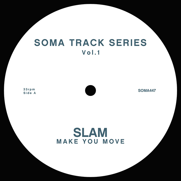 Slam/SOMA TRACK SERIES VOL. 1 & 2 12""