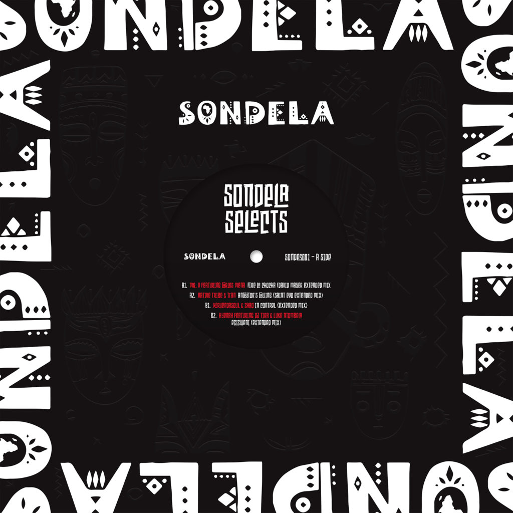 "Various/SONDELA SELECTS 12"""