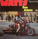 Don Adams/WATTS HAPPENING LP