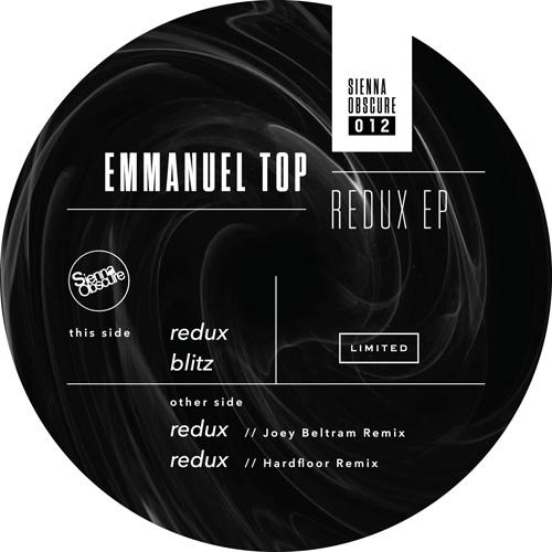 """Emmanuel Top/REDUX (JOEY BELTRAM RX) 12"""""""