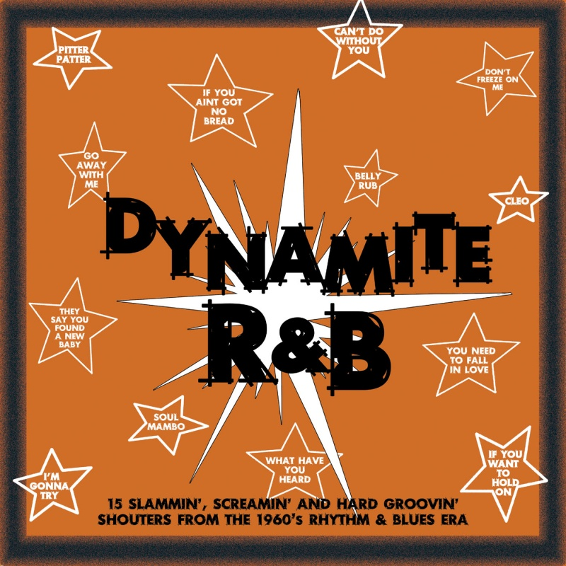 Various/DYNAMITE RHYTHM & BLUES LP
