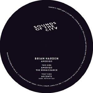 "Brian Harden/AMERIGO 12"""