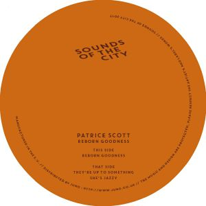 Patrice Scott/REBORN GOODNESS 12""