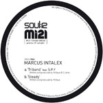 Marcus Intalex & S.P.Y/TRIBAND 12""