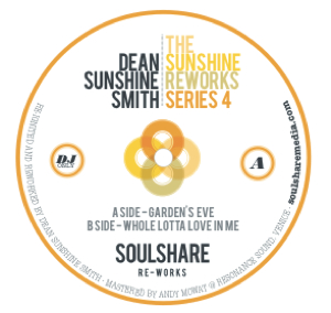 "Dean ""Sunshine"" Smith/REWORKS #4 12"""