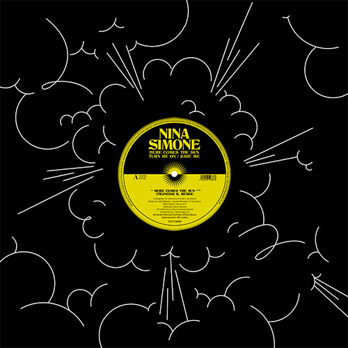 Nina Simone/REMIXED 12""