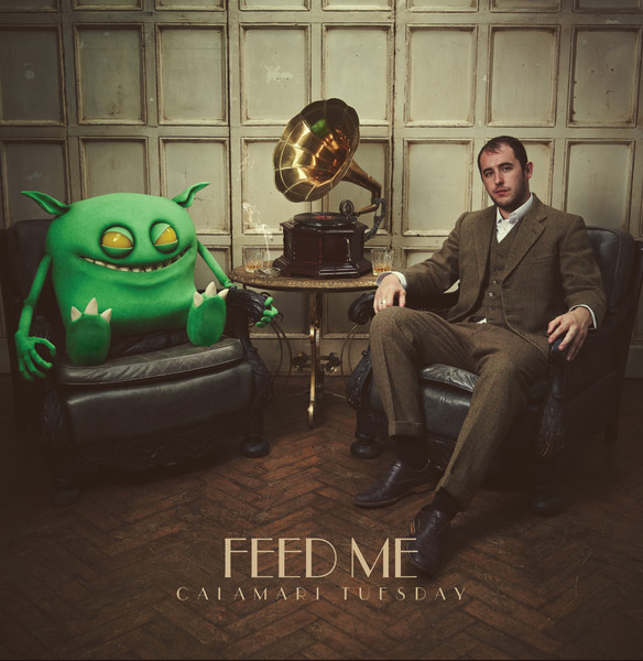 Feed Me/CALAMARI TUESDAY CD