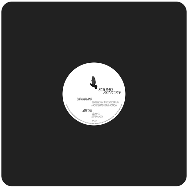 Jose Lau & DaRand Land/SOUND...12""