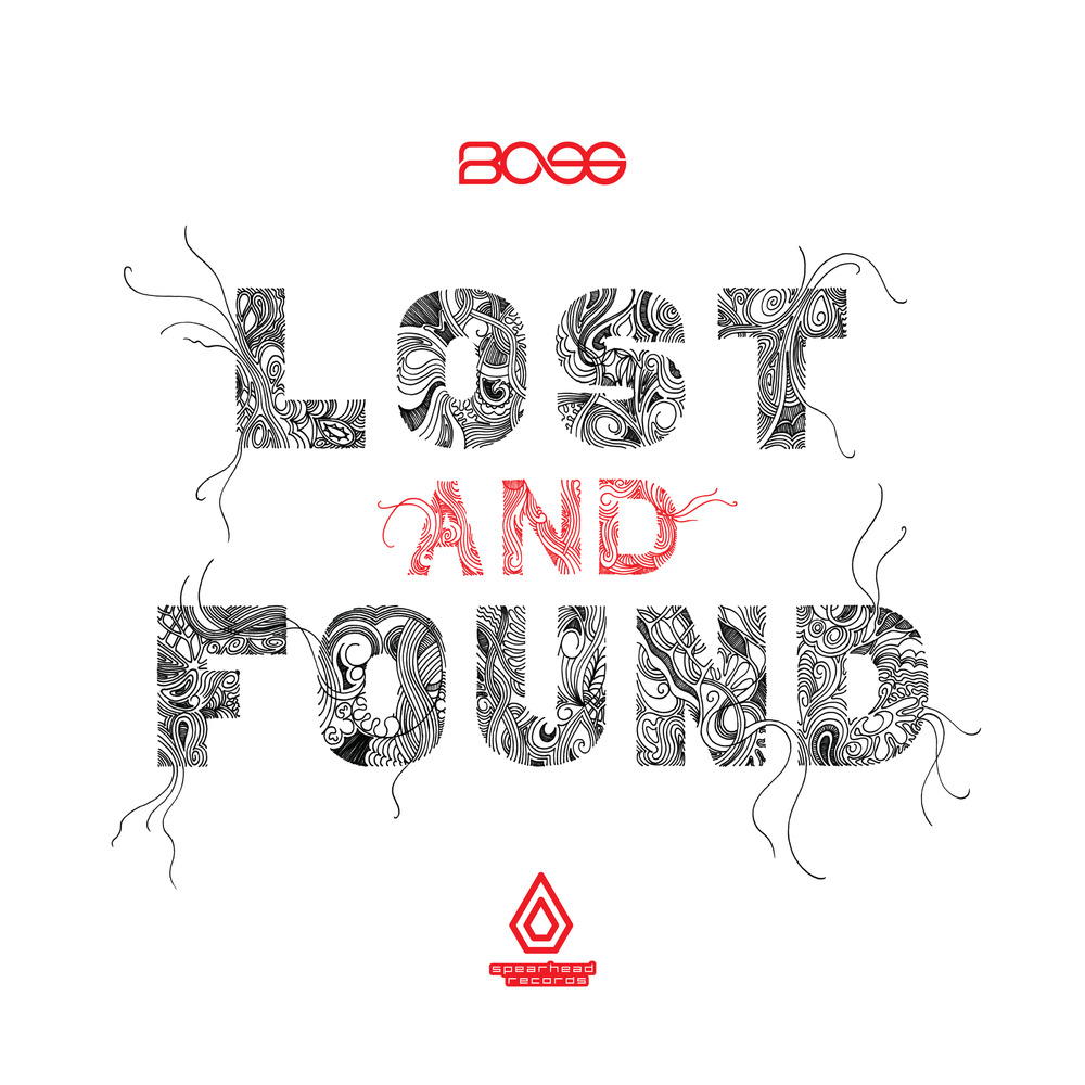 "BCee/LOST & FOUND EP D12"" + CD"