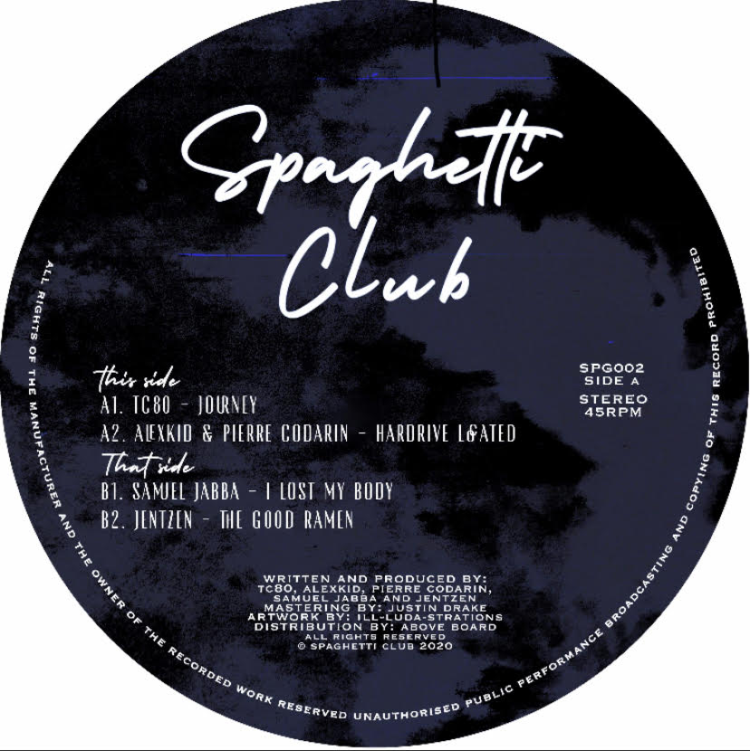 Various/SPAGHETTI CLUB 002 12""